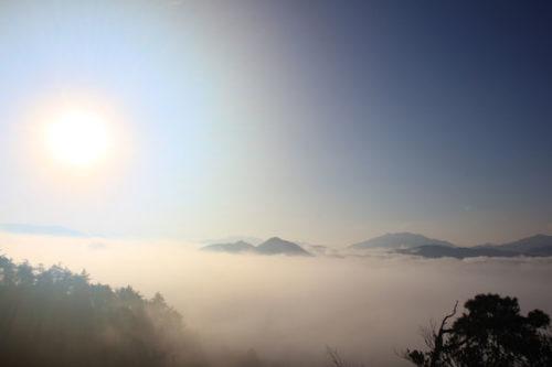 大階段(雲海)