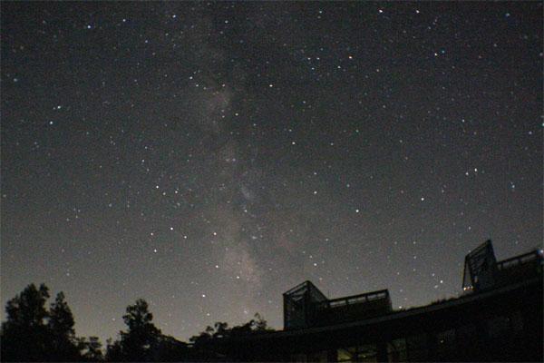 セミナーハウス-星空情報-